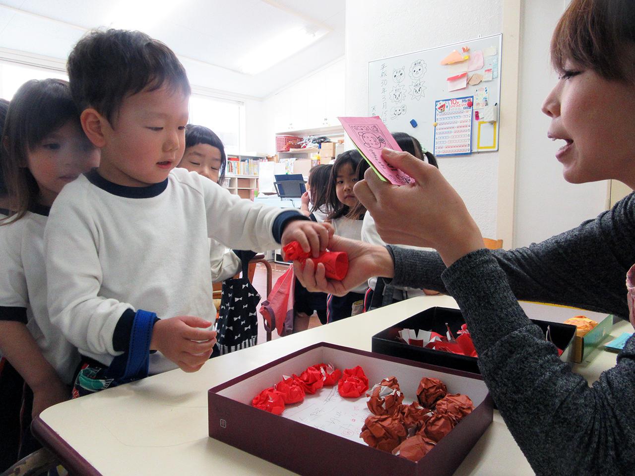 おじま幼稚園の向日葵組その3