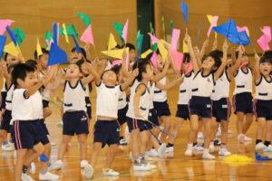 桜A組9月の様子