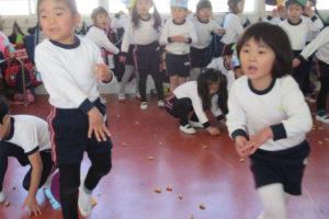 桜A組の2月の様子