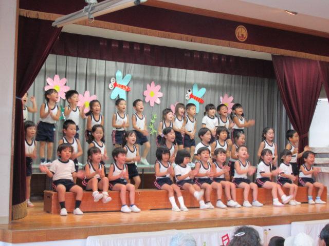 桜組 祖父母の会