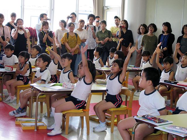 おじま幼稚園0614