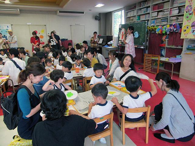 おじま幼稚園0615
